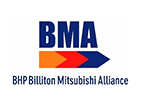 BHP billion mitsubishi alliance logo